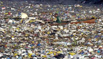 ocean trash