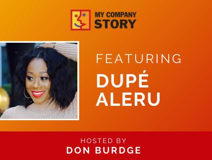 Dupè Aleru, CEO / Founder of Tutors for Tots & Davi Creative