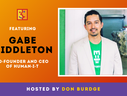 Gabe Middleton, Co-Founder and CEO of Human-I-T